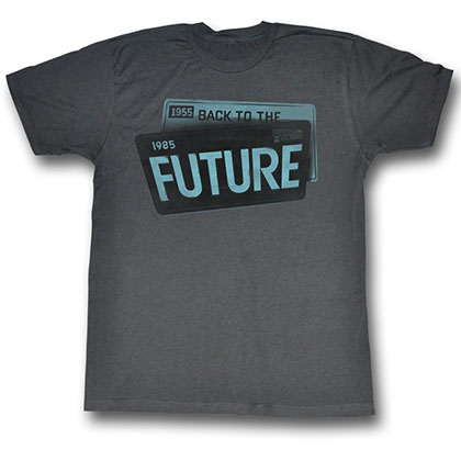 Back To The Future License T-Shirt