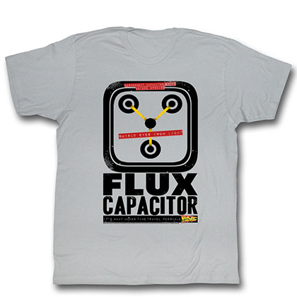 Back To The Future Fluxin T-Shirt