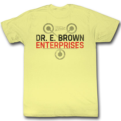 Back To The Future Whio Dat Brown? T-Shirt