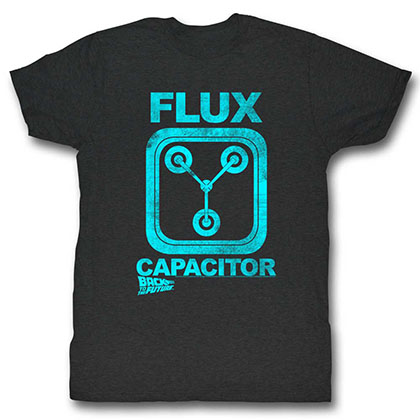 Back To The Future Flux T-Shirt