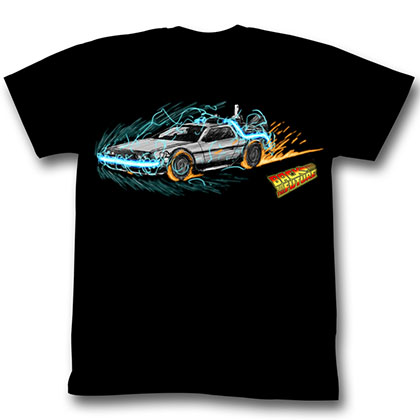 Back To The Future Time Painting 1 T-Shirt