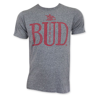 Budweiser King Of Beers Bud Tee Shirt