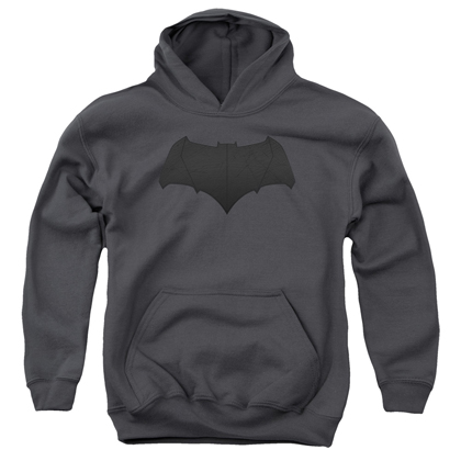 Batman v Superman Batman Logo Youth Hoodie