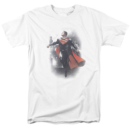Batman v Superman A New Dawn White T-Shirt