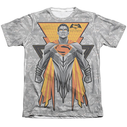 Batman v Superman Super Tech Sublimation T-Shirt
