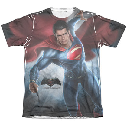 Batman v Superman Super Light Sublimation T-Shirt
