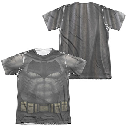 Batman v Superman Bat Costume Sublimation T-Shirt