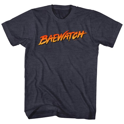 Baywatch Baewatch Tshirt