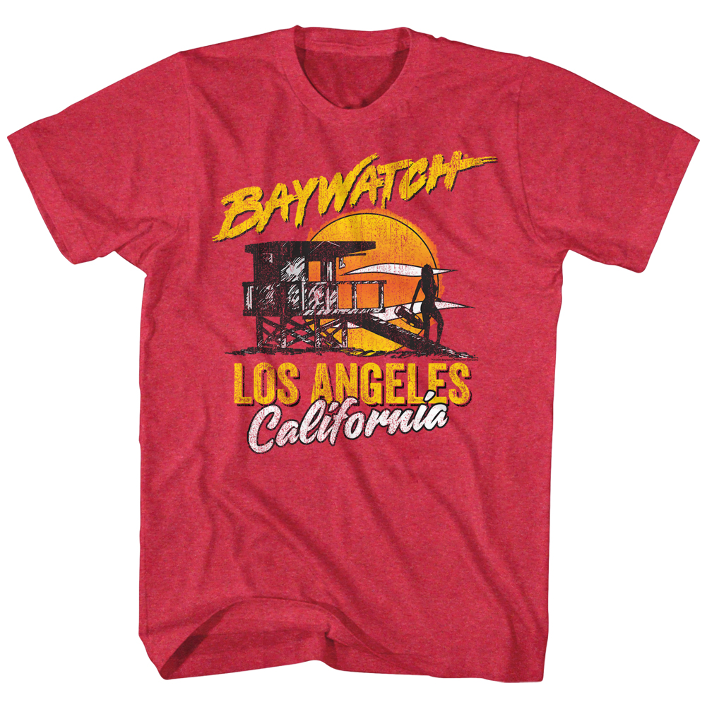 Baywatch Los Angeles Tshirt