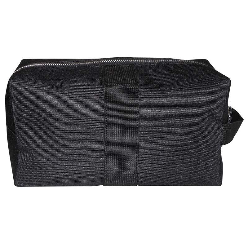 Budweiser Black Polyester Travel Kit