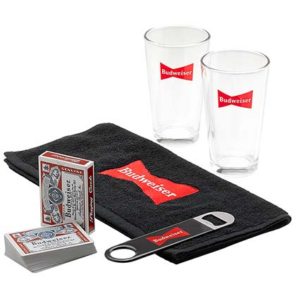 Budweiser Beer Lovers Gift Set