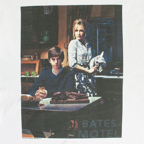 Bates Motel Men's Family Welcome Committee Tee Shirt