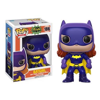 Funko Pop Batgirl Vinyl Figure