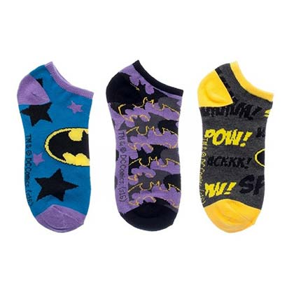 Batman Women's Ankle Sock Set