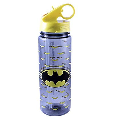 Batman Plastic Water Bottle