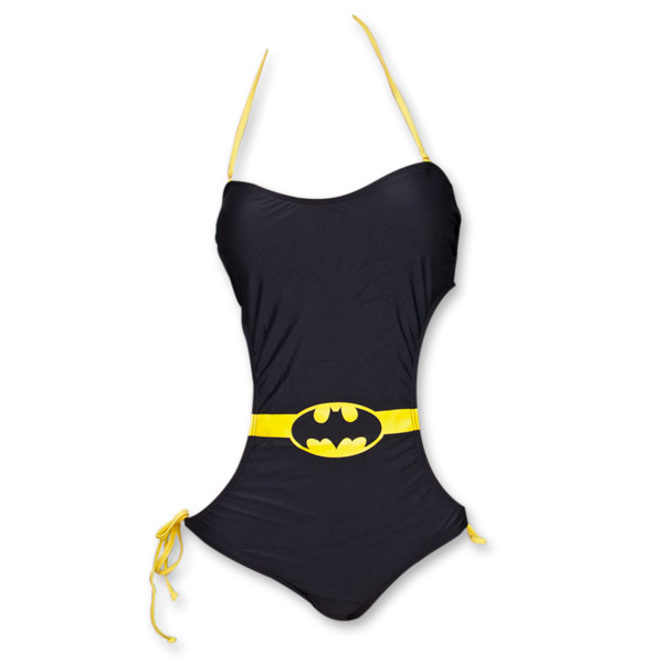 Batman Monokini Swimsuit One-Piece