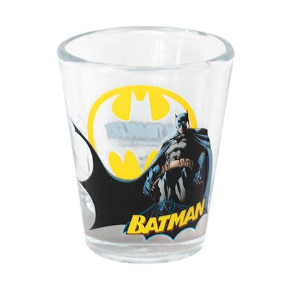 Batman Character Shot Glass