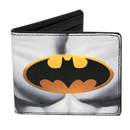 Batman Bi-Fold Chest Armor Wallet