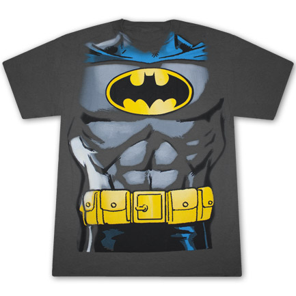 Batman Classic Costume Shirt