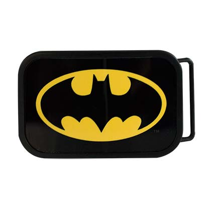 Batman Logo Belt Buckle