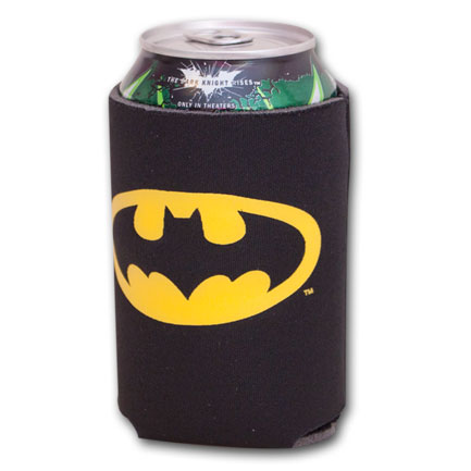 Batman Comic Symbol Koozie