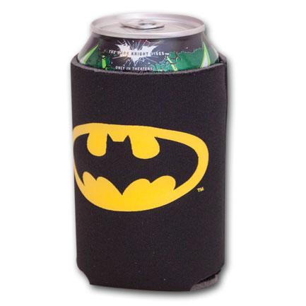 Batman Symbol Koozie