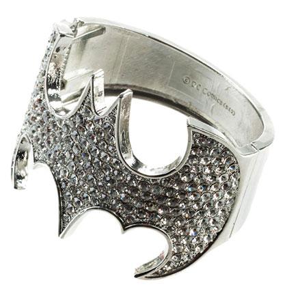 Batman Bat Logo Cuff Bracelet