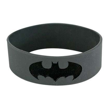 Batman Rubber Dark Knight Bracelet