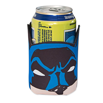 DC Batman Beer Can Cooler