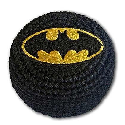 Batman Crocheted Hacky Sack