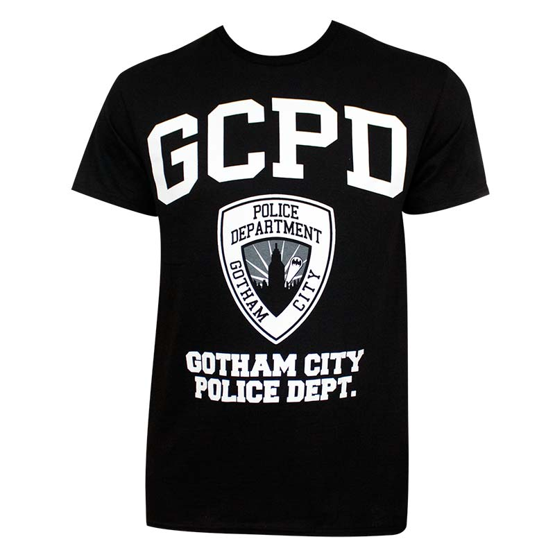 Batman GCPD Tee Shirt