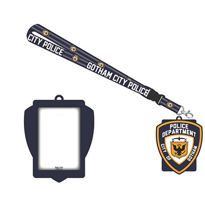 Batman Gotham Police Department Lanyard