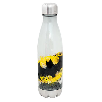 Batman Plastic 20 Oz Travel Water Bottle