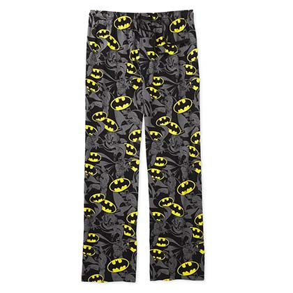 Batman Logo Pajama Pants