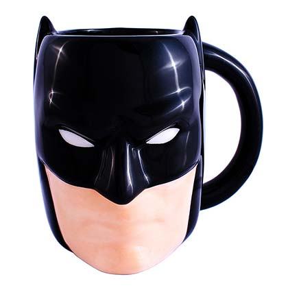 Batman Ceramic Mask Mug