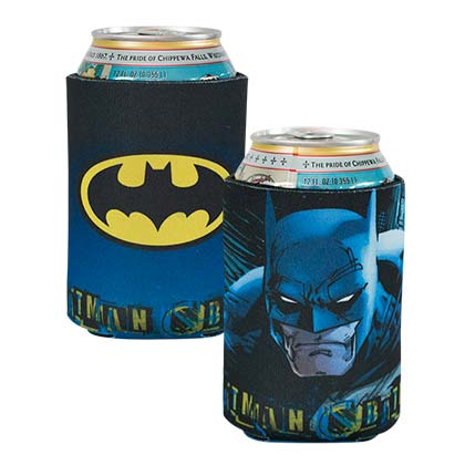 DC Batman Comic Determination Can Cooler
