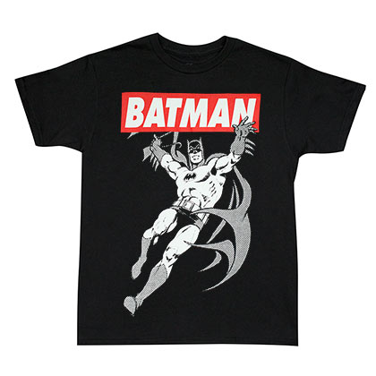 Batman Youth Jump Boys Tee Shirt