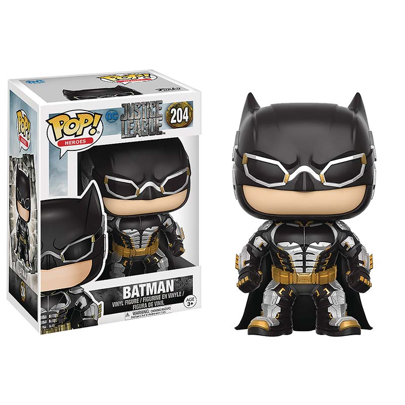 Justice League Batman Funko Pop Vinyl Figure