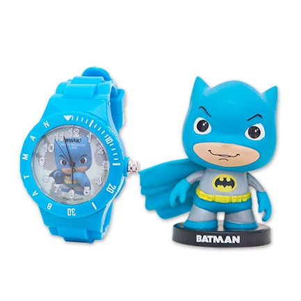 Batman Watch & Figure Combo Pack