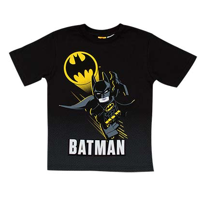 Batman Boy's LEGO Tee Shirt