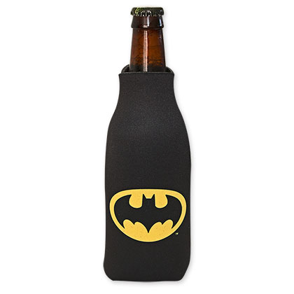 DC Batman Beer Bottle Cooler