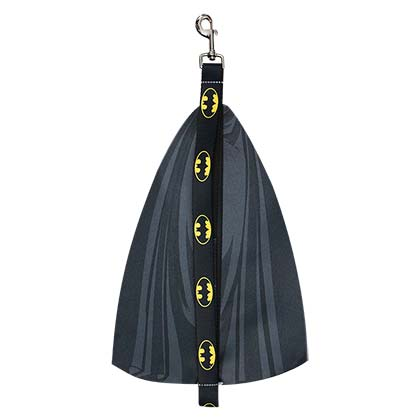 Batman Black Caped Pet Leash