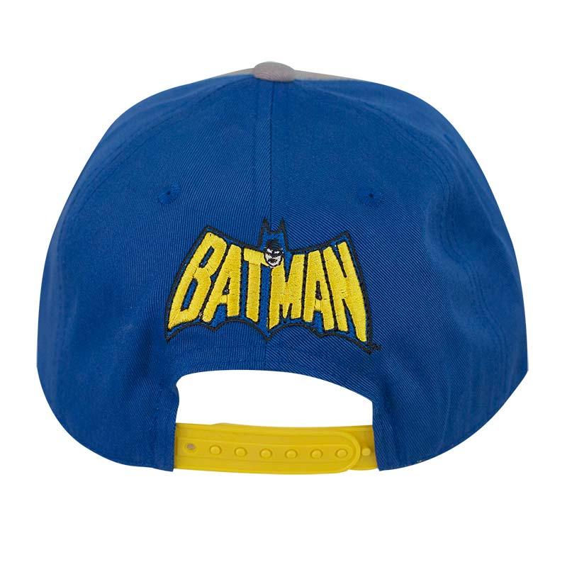 defdff66b31 Batman Multi-Color Snapback Hat