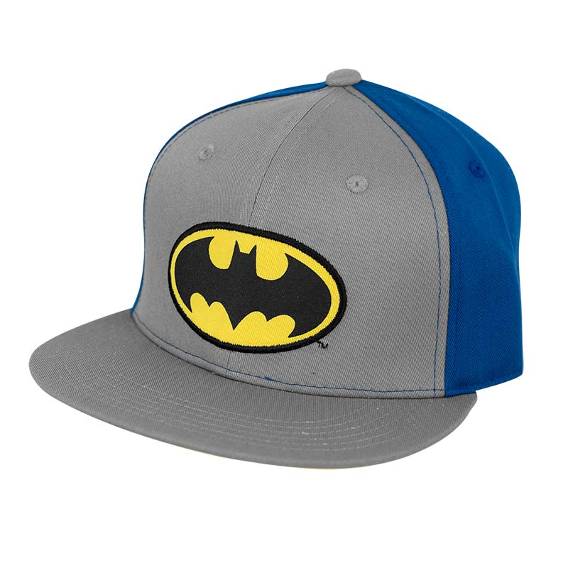 Batman Multi-Color Snapback Hat