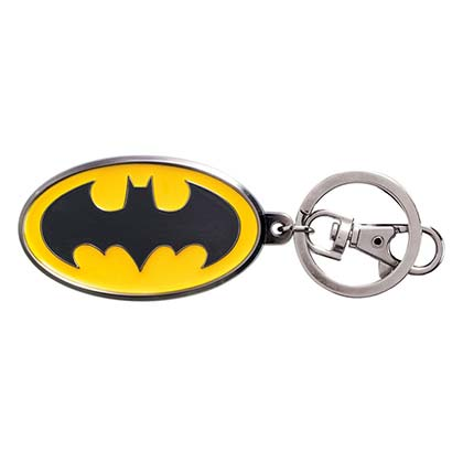 BATMAN METAL COLOR KEYCHAIN PLACEHOLDER