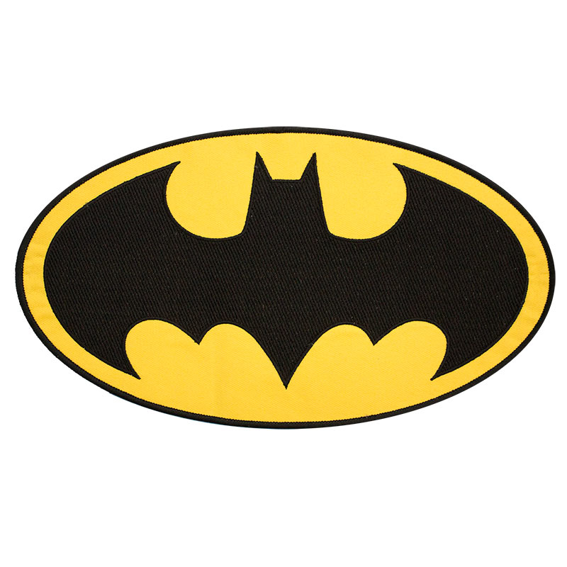 Batman Classic Logo Patch Superheroden
