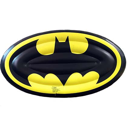 Batman Logo Pool Float