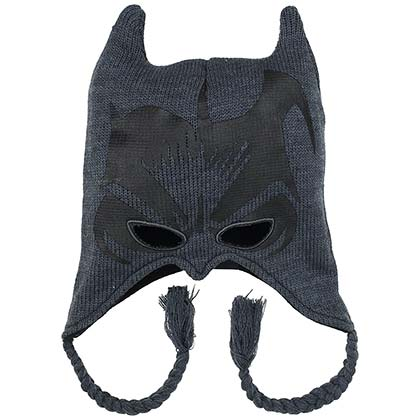 Batman Peruvian Mask Winter Costume Hat