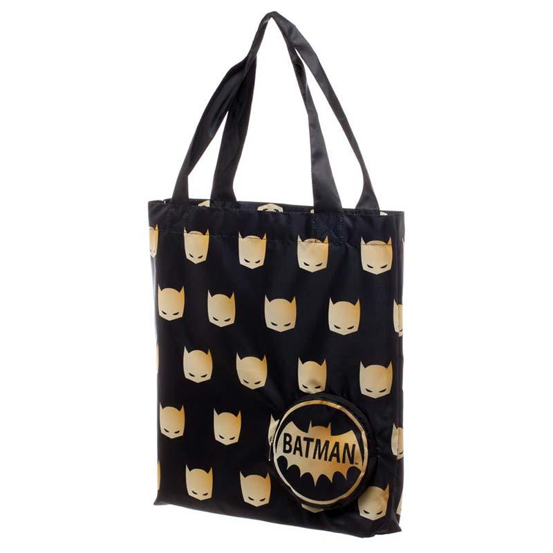 Batman Packable Tote Bag