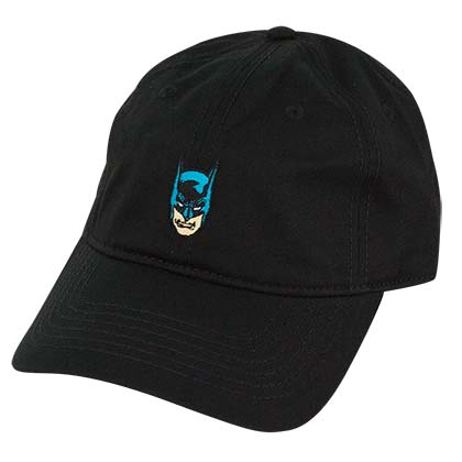 Batman Black Dad Hat